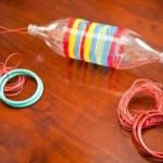 brinquedos feitos com pet
