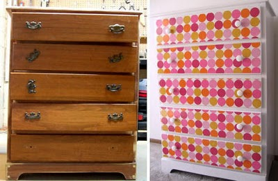 M veis reciclados fotos antes e depois - Carta adesiva rivestimento mobili ...