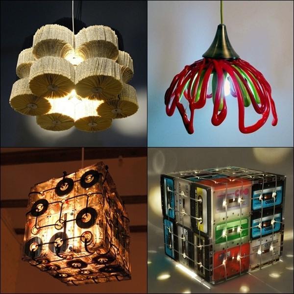 Reciclagem no meio ambiente o seu portal de artesanato com material reciclado como decorar um Home decoration with waste items