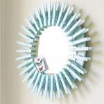 espelho reciclado