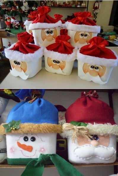 http://www.reciclagemnomeioambiente.com.br/wp-content/uploads/2013/12/papai-noel-com-potes-de-sorvete.jpg