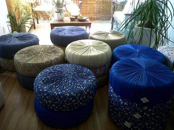 ideias baratas jardins:Dicas para decorar e transformar ambientes com material reciclável