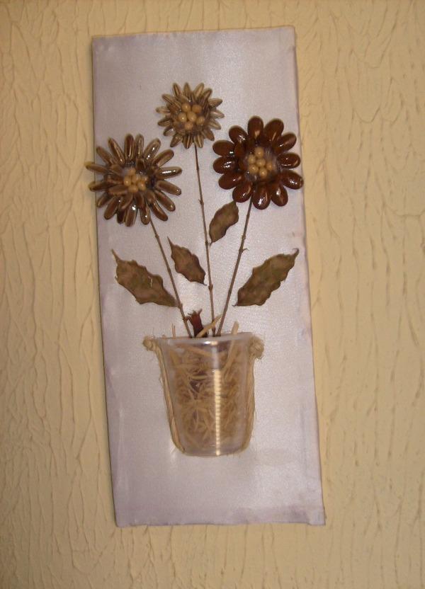 decoração de cozinha com materiais recicladosIdéias de decoração