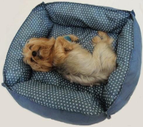 casinha de cachorro reciclada