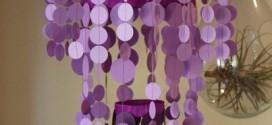 Pendentes com catálogo de cores usado