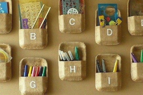 Como reaproveitar bandejas de isopor reciclagem no meio ambiente o seu portal de artesanato - Manualidades recicladas para decorar ...