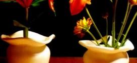 Com este vaso de copo descartável a sua casa vai ficar muito mais bonita (Foto: makeitatyourlibrary.org)