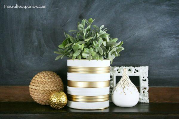 Reciclagem no meio ambiente o seu portal de artesanato - Reciclar latas de conserva ...