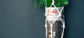 Suporte para Plantas de Reciclagem e Macramê Passo a Passo