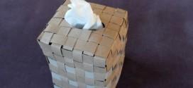 Como Fazer Artesanato com Caixa de Cereal