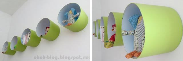 Ideia de Reciclagem com Balde de Plástico