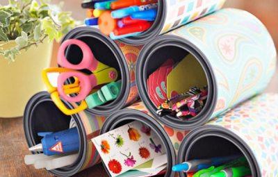 ideias-para-organizar-com-reciclagem