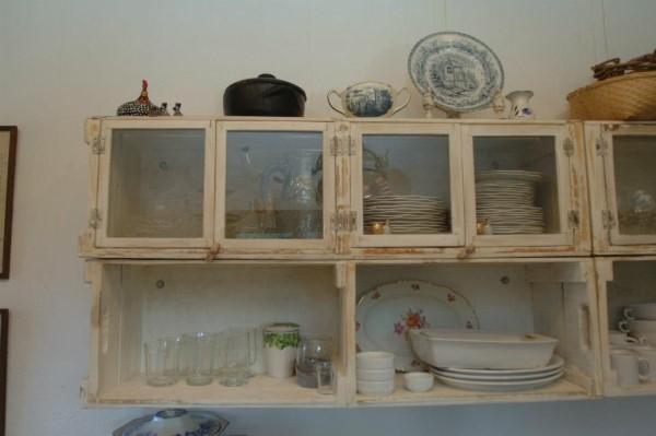 Reciclagem no Meio Ambiente – O seu portal de artesanato com material recicla -> Armario De Banheiro Feito Com Caixote