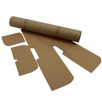aviao de material reciclado passo a passo