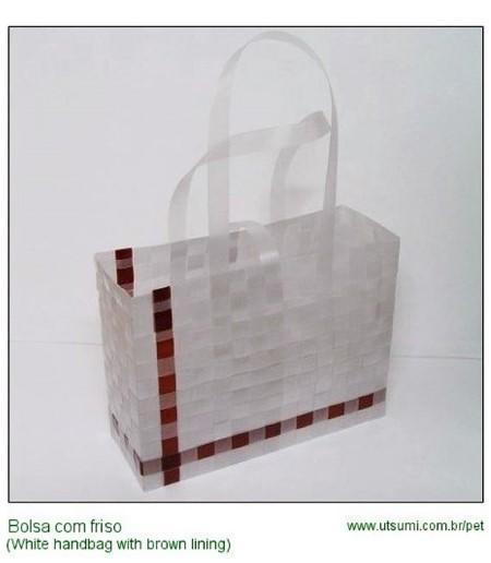 dica de bolsa reciclada