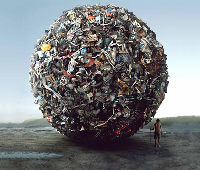 reciclagem e reutilização do lixo