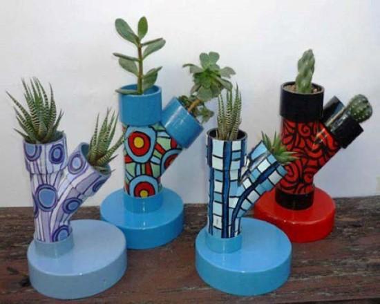 ideias de reciclagem facil