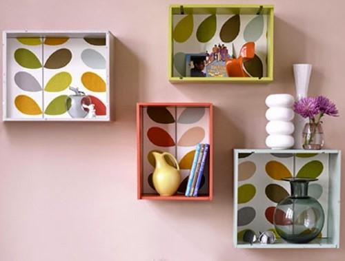 ideias de artesanato para enfeitar parede