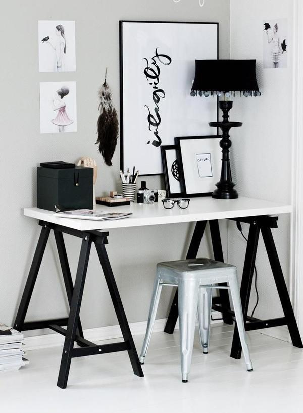 movel reciclado escrivaninha