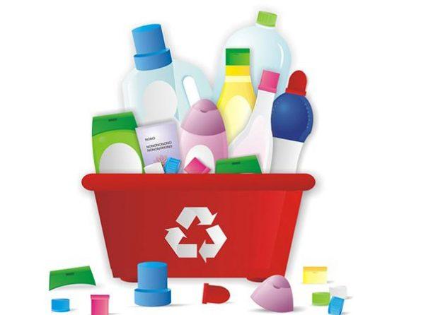 reciclagem do plastico