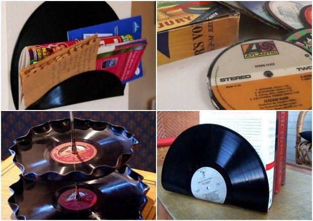 discos usdos artesanato