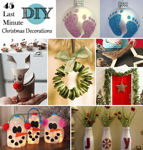 ideias decoracação natal