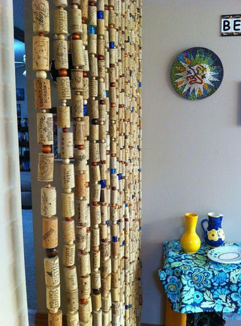 Reciclagem no meio ambiente casas decoradas com material for Puertas de material reciclado