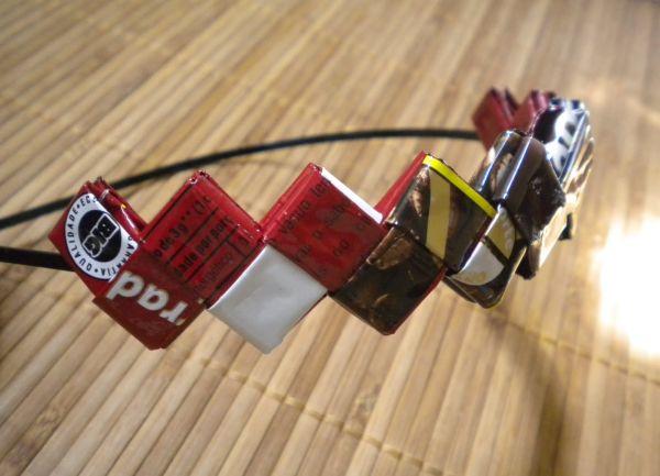 Reciclar embalagem de café pode te garantir peças bem interessantes e diferentes, com muitos toques especiais (Foto: Divulgação)