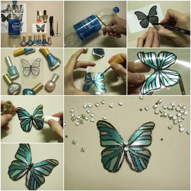Reciclagem no meio ambiente o seu portal de artesanato for Craft from waste material for adults