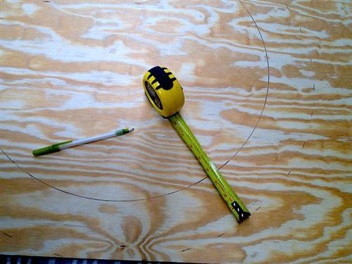 medindo a madeira (Custom)