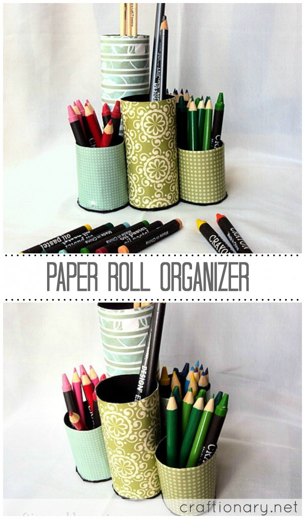 Toilet Paper Roll Crafts Useful