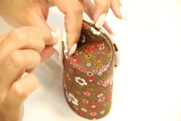 Bolsa De Mão Feita Com Papelão : Reciclagem no meio ambiente o seu portal de artesanato