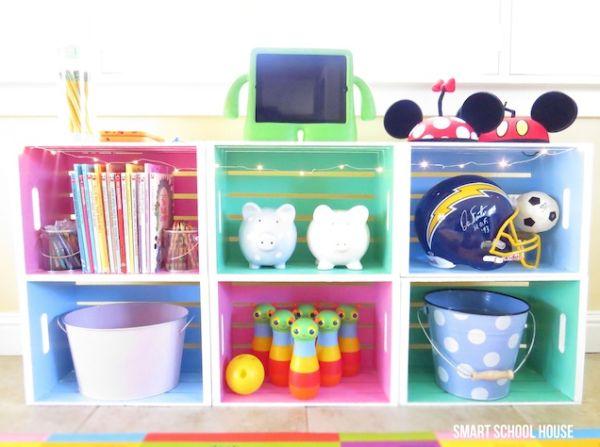 Artesanato Em Madeira Para Quarto Infantil ~ Reciclagem no Meio Ambiente u2013 O seu portal de artesanato com material reciclado Como Decorar o