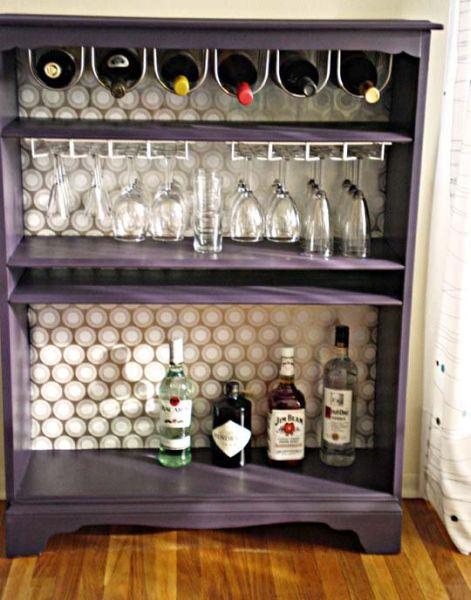Reciclagem no meio ambiente o seu portal de artesanato - Material para bares ...