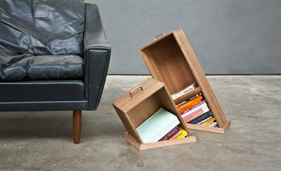 Esta ideia criativa de decoração com gavetas velhas vai renovar instantaneamente a decoração de seu ambiente (Foto: xn--quieromasdiseo-2nb.com)