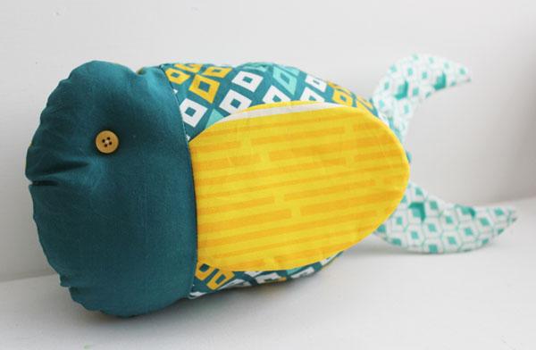 Este artesanato com sobras de tecido auxilia o nosso meio ambiente (Foto: 30minutecrafts.com)