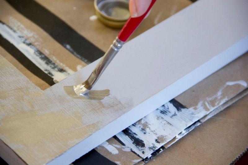 reciclagem no meio ambiente reciclagem com moldura de porta retrato. Black Bedroom Furniture Sets. Home Design Ideas