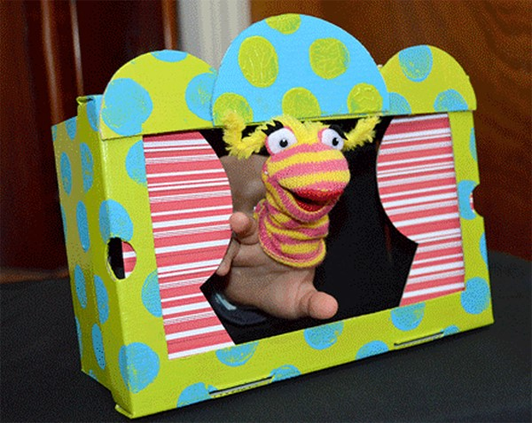 artesanato reciclagem brinquedos