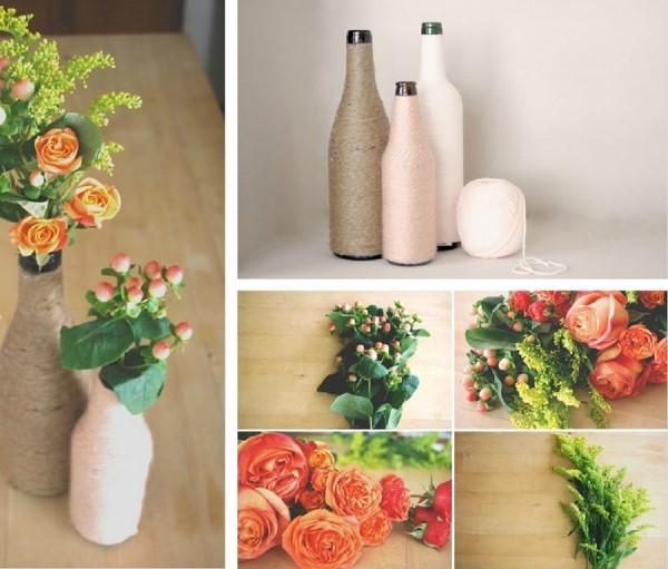 Reciclagem no meio ambiente 20 ideias de artesanatos com material reciclado para vender - Decoraciones originales para casas ...