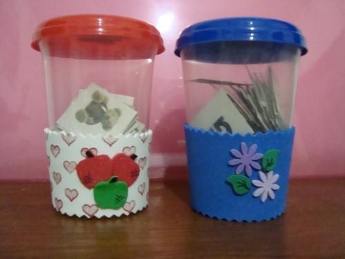 como-reciclar-potes-de-requeijao