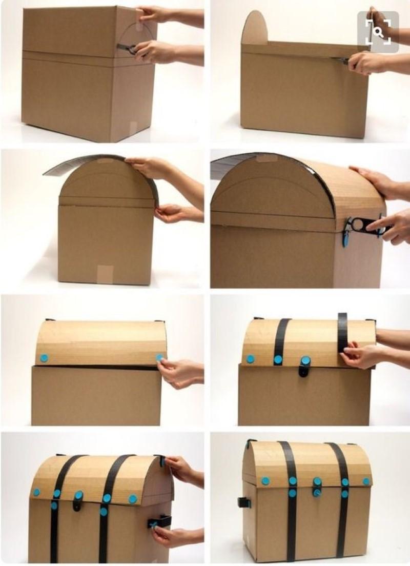 Reciclagem No Meio Ambiente O Seu Portal De Artesanato Com  ~ Decoração De Quarto Reciclar E Como Mobiliar Um Quarto