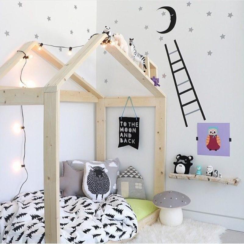 quarto menina decoração