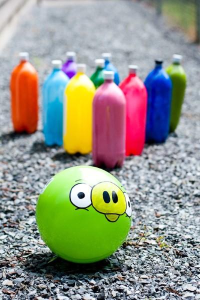 Atividades com reciclagem para educação infantil