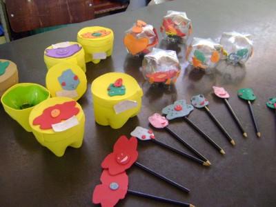 atividades com reciclagem para educação infantil dicas