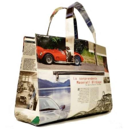 dica para fazer bolsas recicladas