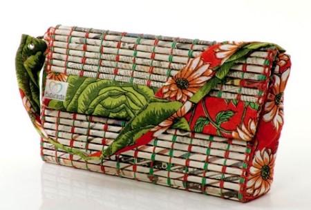 ideias para fazer bolsas recicladas