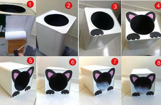 ideias de reciclagens fáceis e criativas
