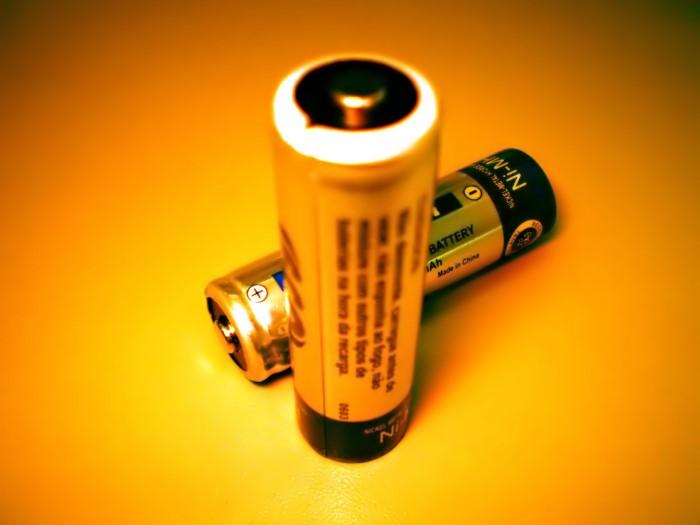 processo de reciclagem de pilhas e baterias