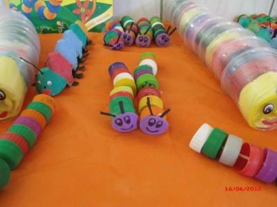 reciclagem para educação infantil