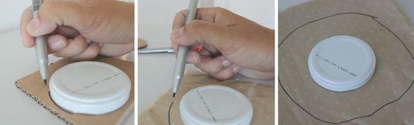 como fazer alfineteiro artesanal